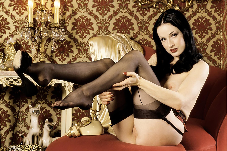 Porno Videos Burlesque Lingerie Sunset