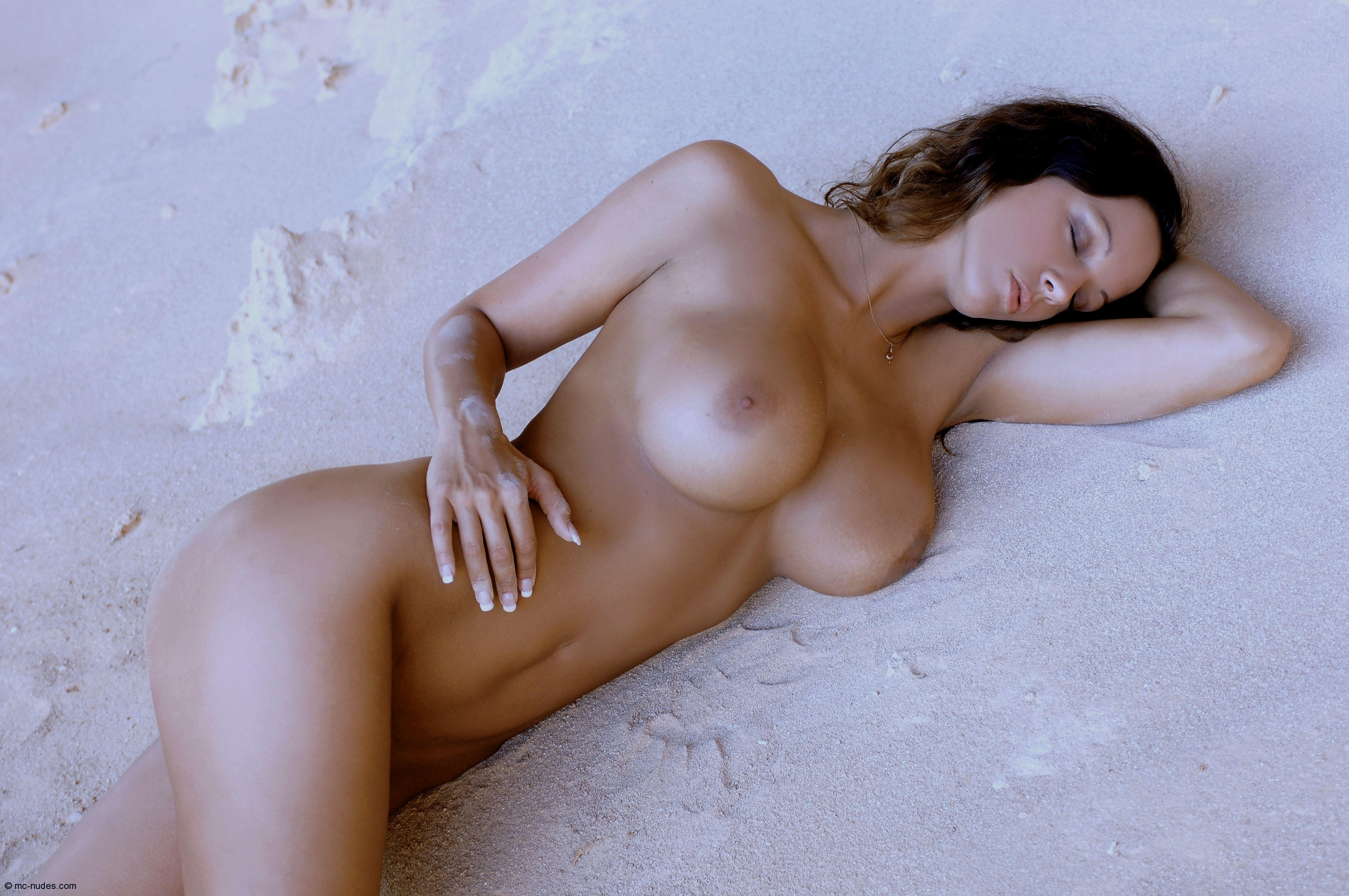 Wallpaper Vivian Tutta, Nude, Naked, Breast, Hooters -6359