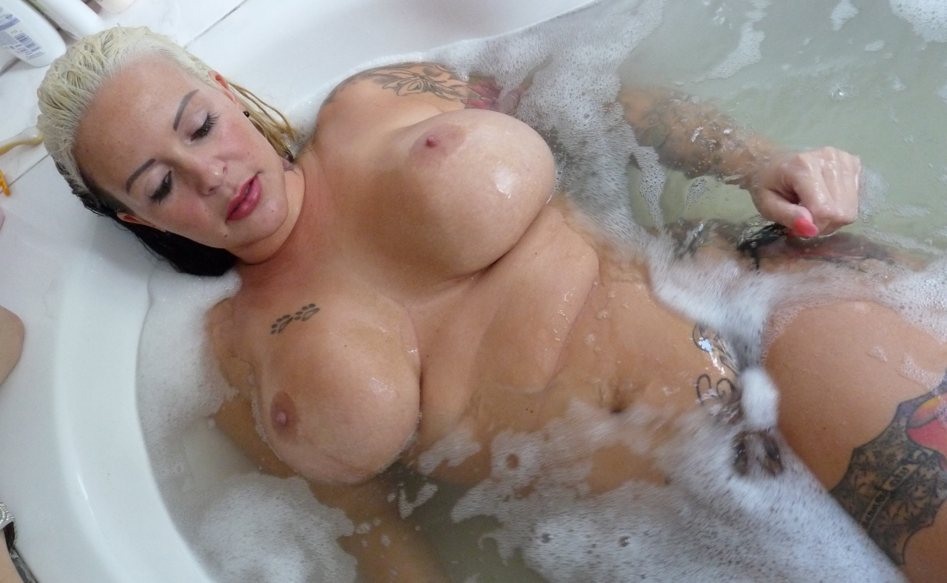 Wallpaper Jill Diamond, German, Busty, Blonde, Milf, Adult -2628
