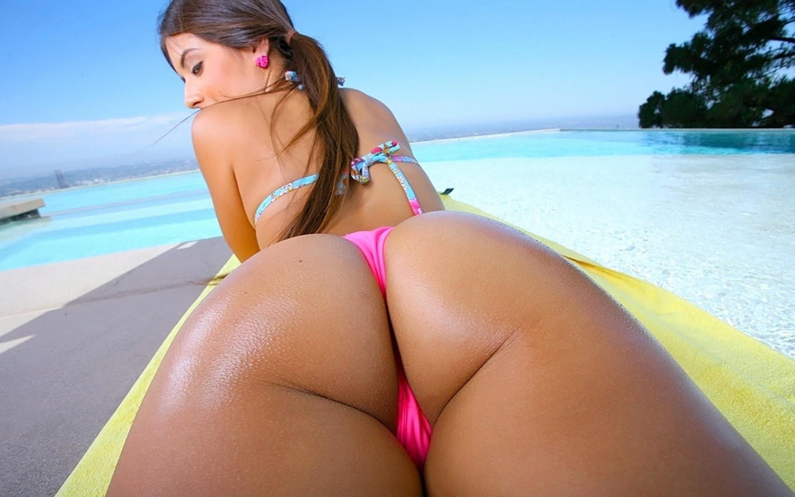 Секси попки в бикини порно 15 фотография