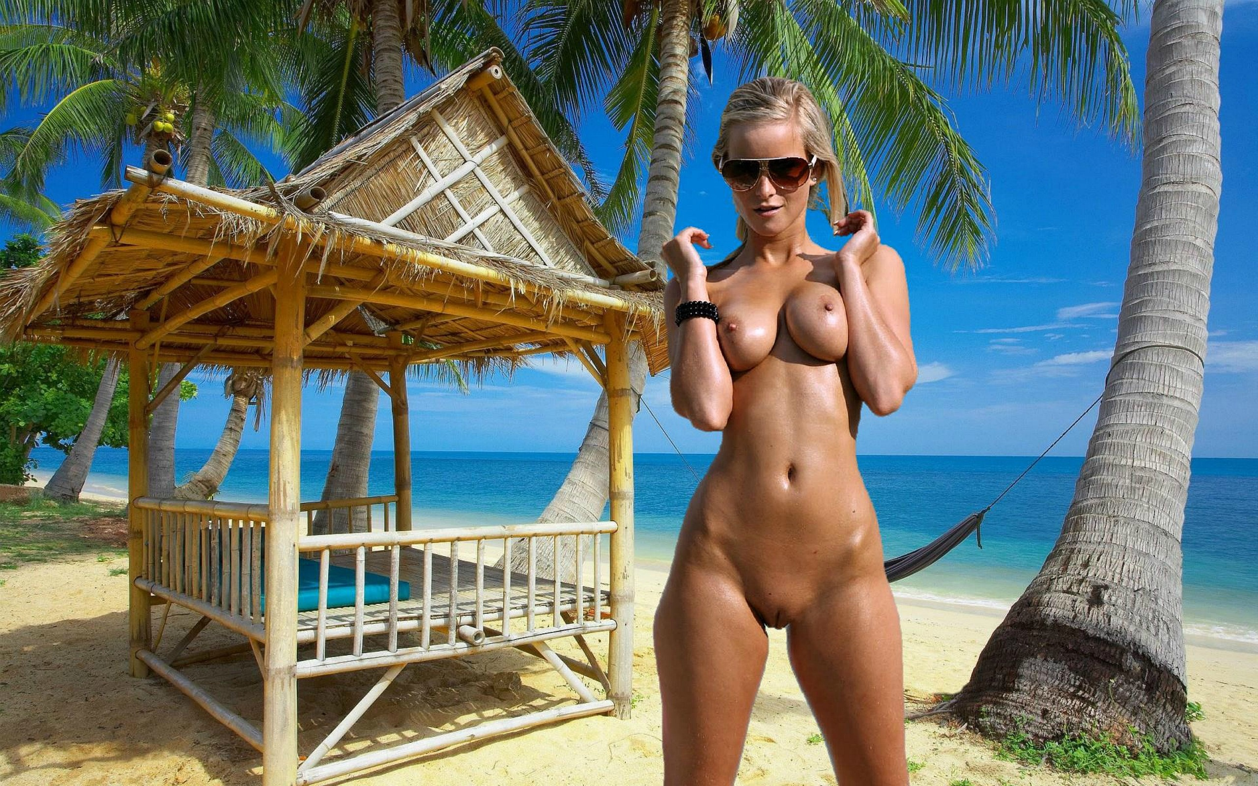 Bahamas girl pussy