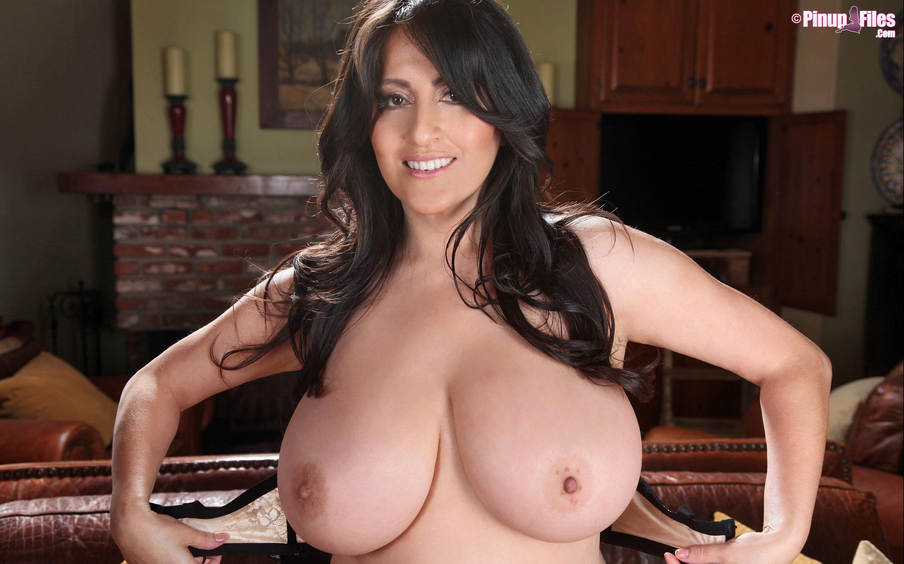 Big boobs - big bigger biggest