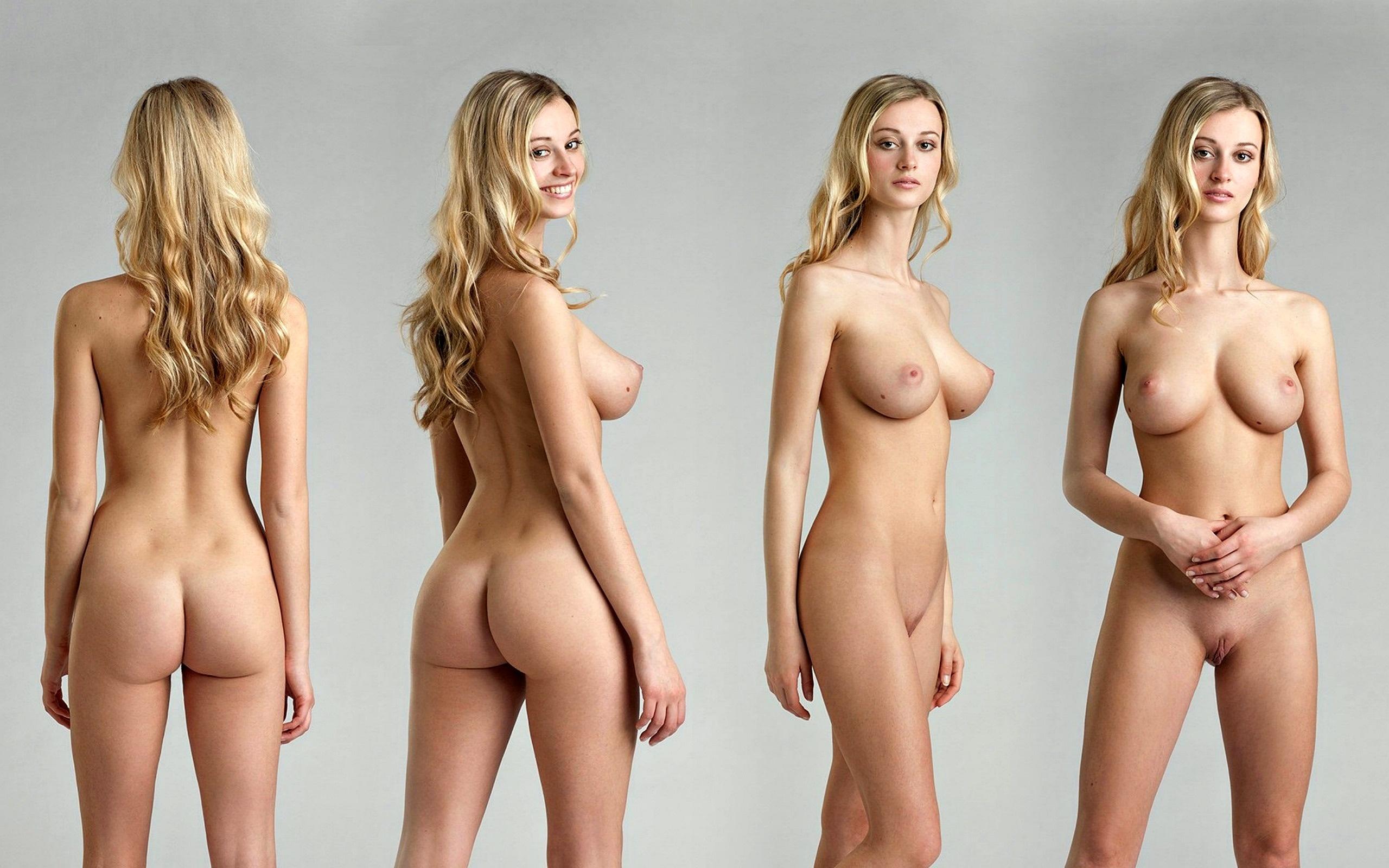 Teen nude female models