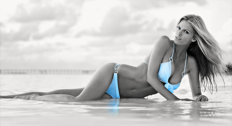 Живые Обои Девушки На Пляже