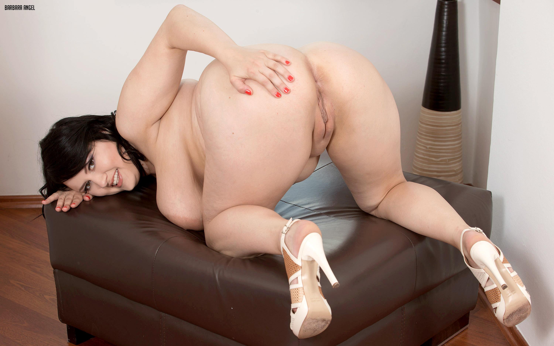 Ozadje Barbara Angel, Nude, Pornozvezda, Ass, joške, BBW Desktop Wallpaper - XXX Stene-2598
