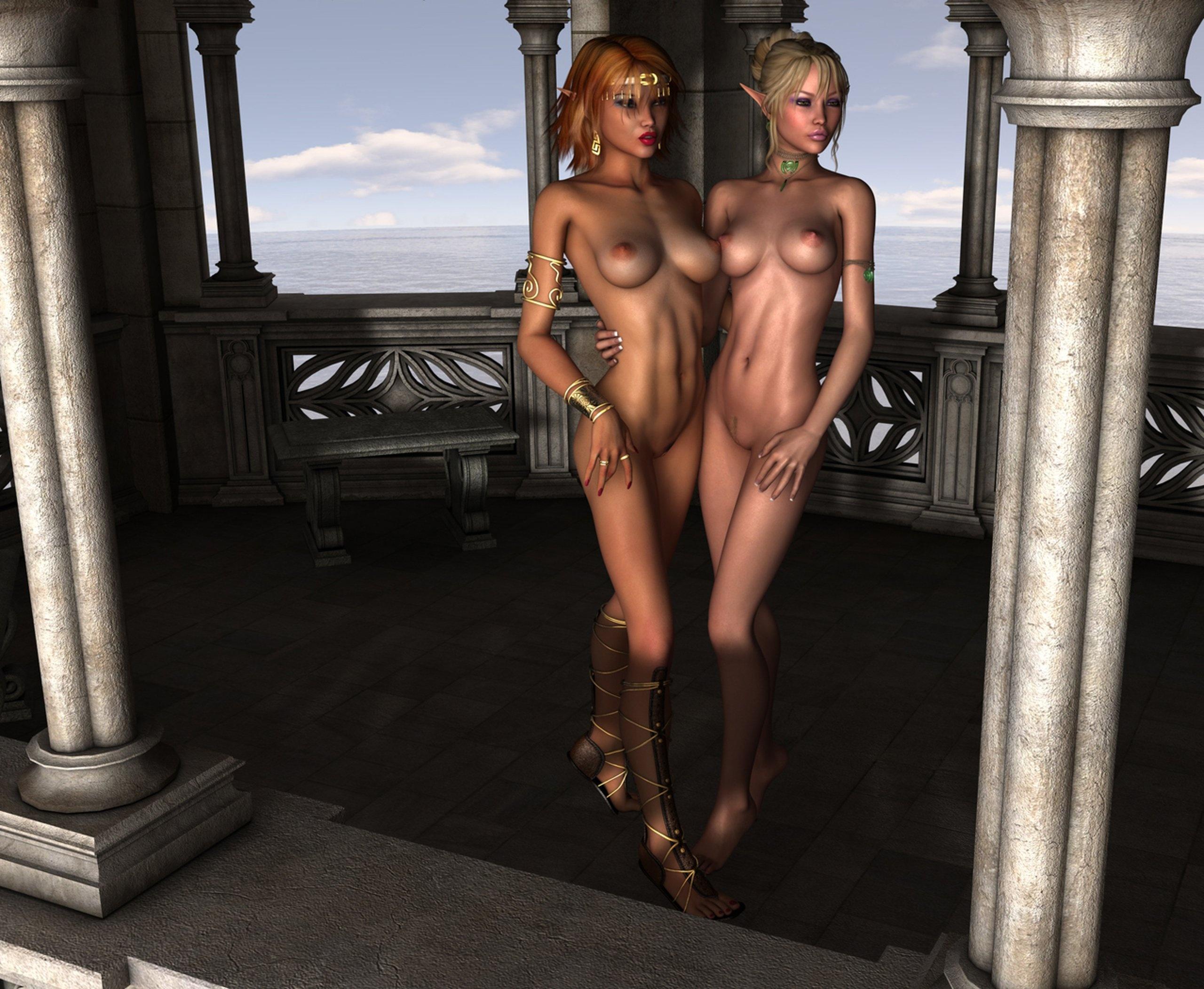 Эротические рассказы эльфийка фэнтези