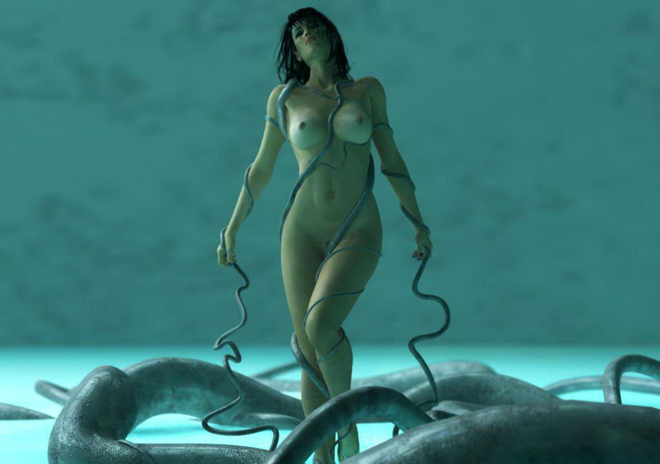 Nude mermaid sex