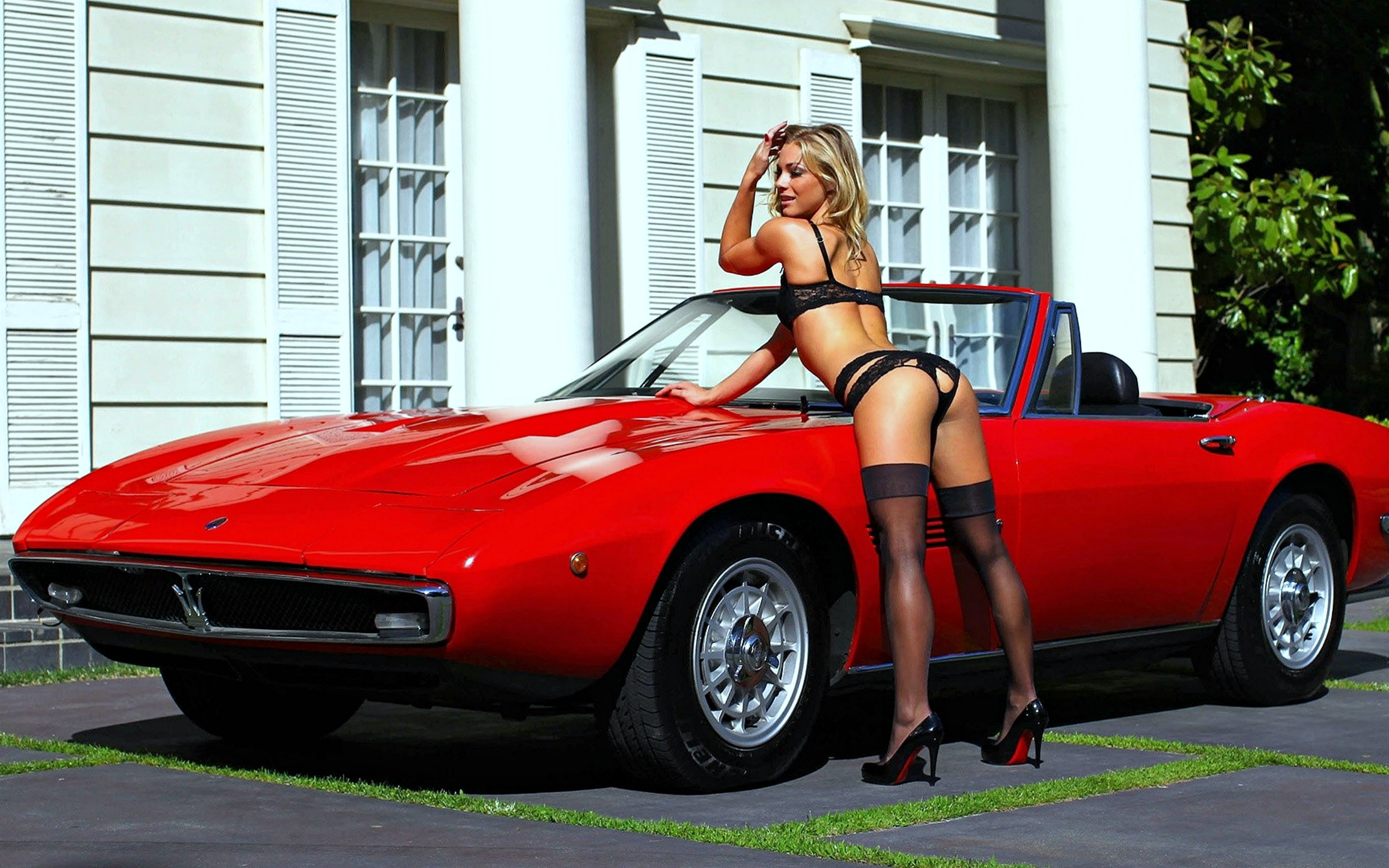 Sexy super car