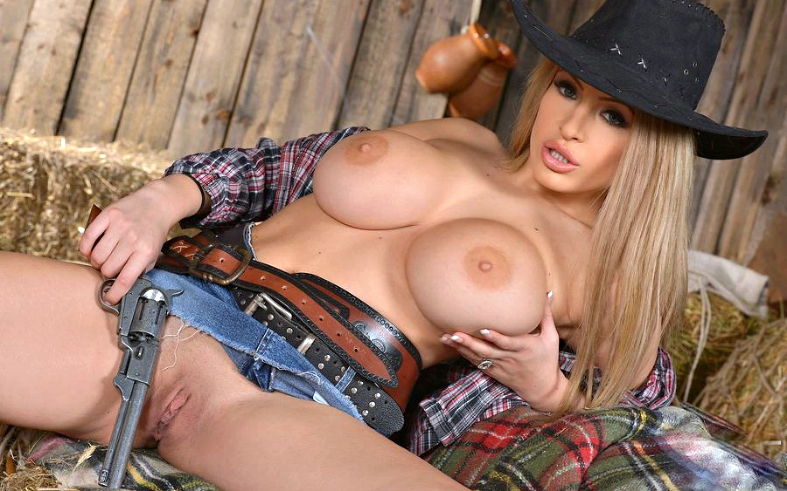 Think, that Sexy cowgirls fucking girl