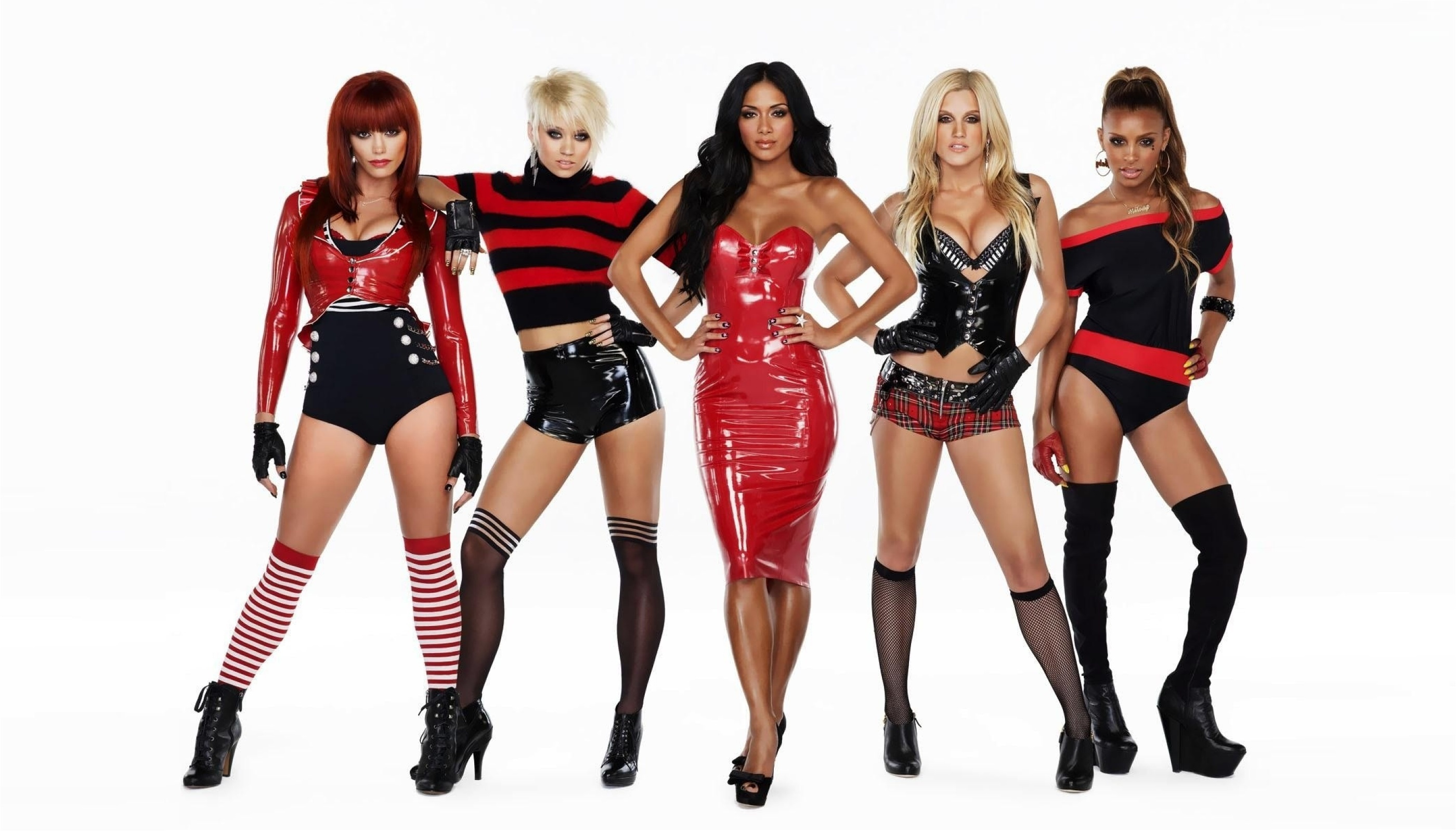 Pussycat Dolls Redhead 72