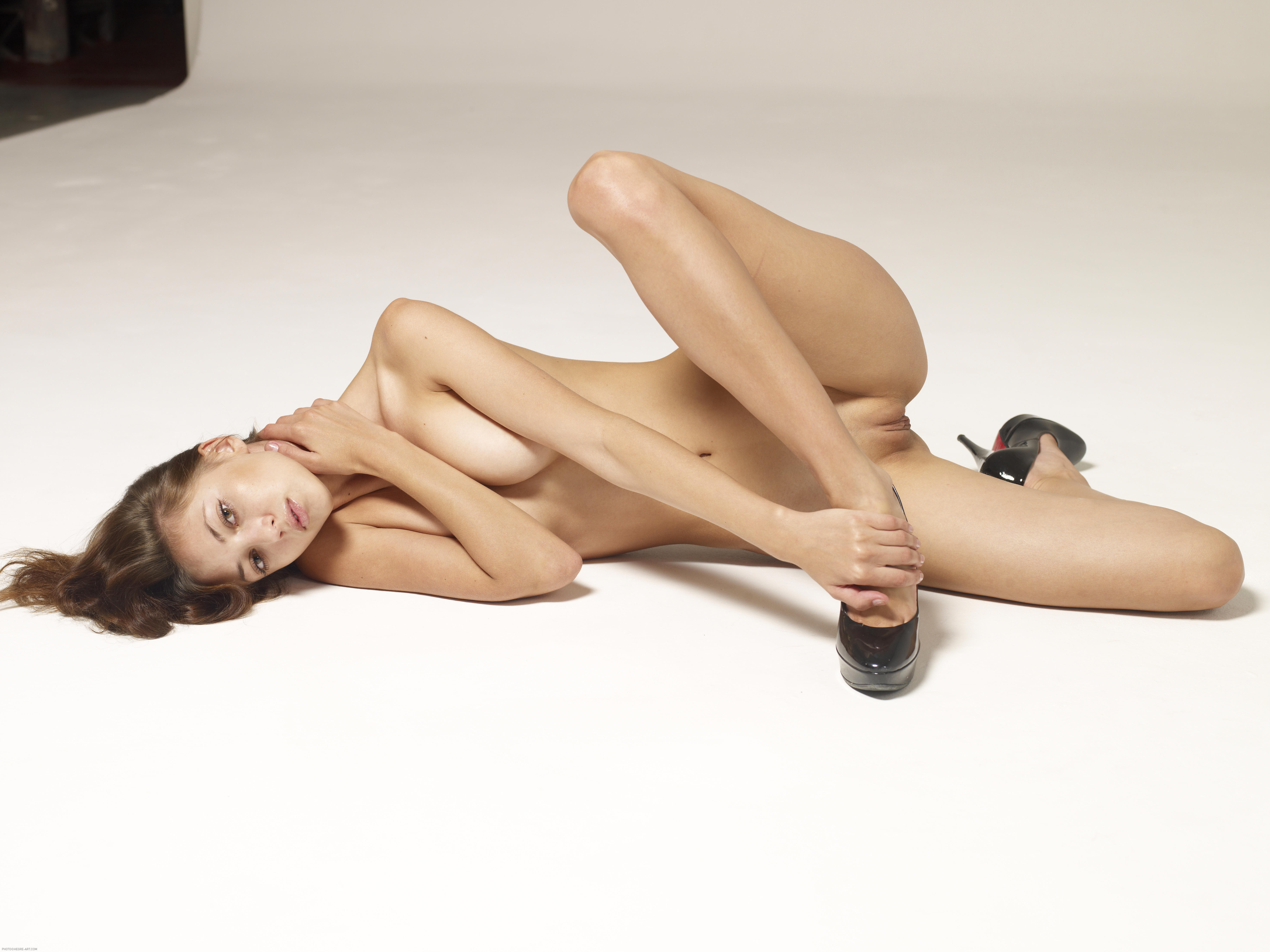 Have removed nude girls lying on floor with