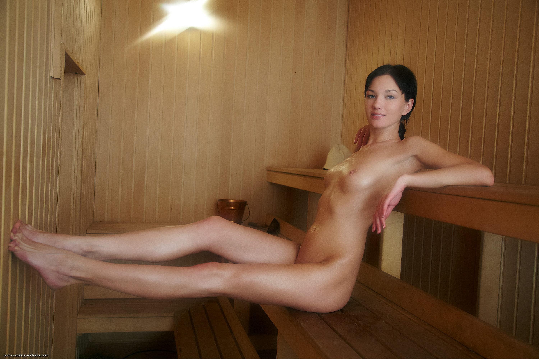 sauna adult