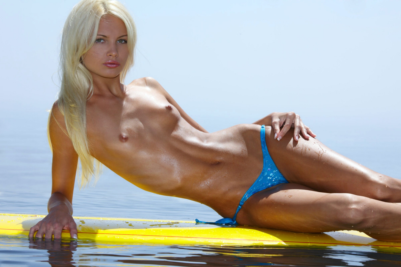 Thank bikini beaches nipples
