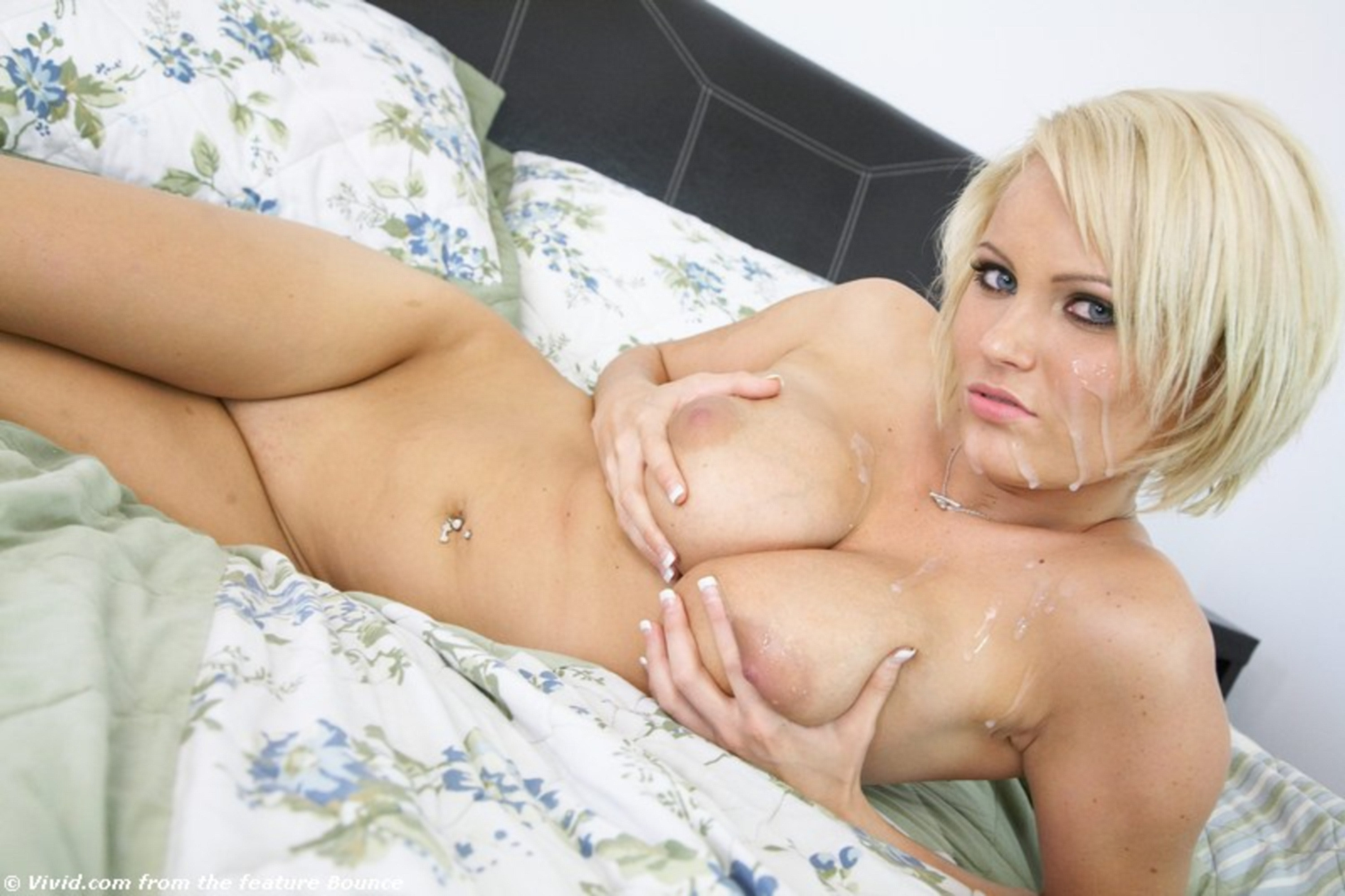 Double penetration for bree olson