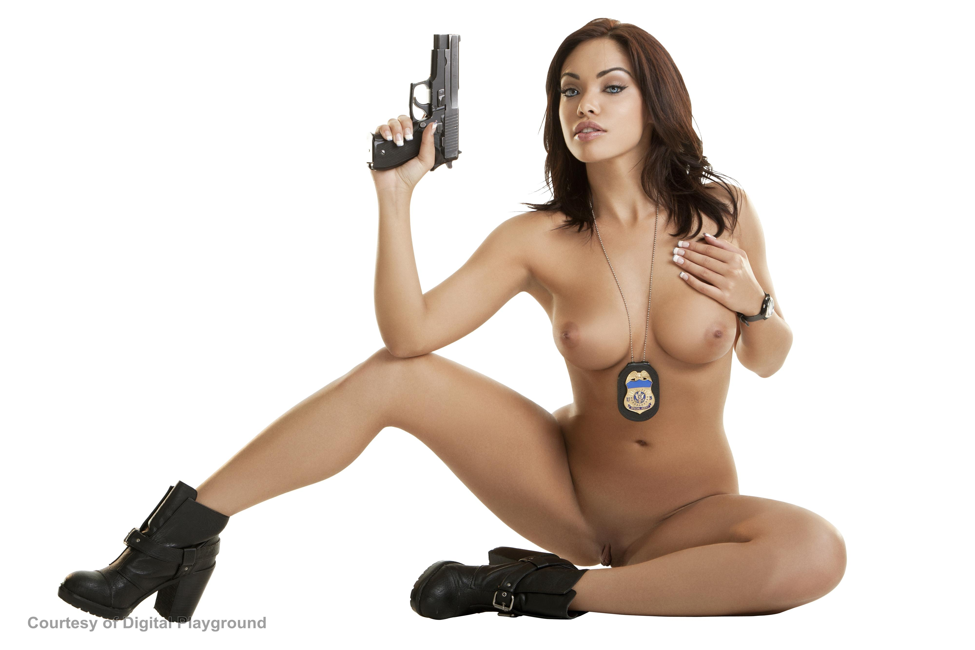 Necessary phrase... Guns and nude girls really
