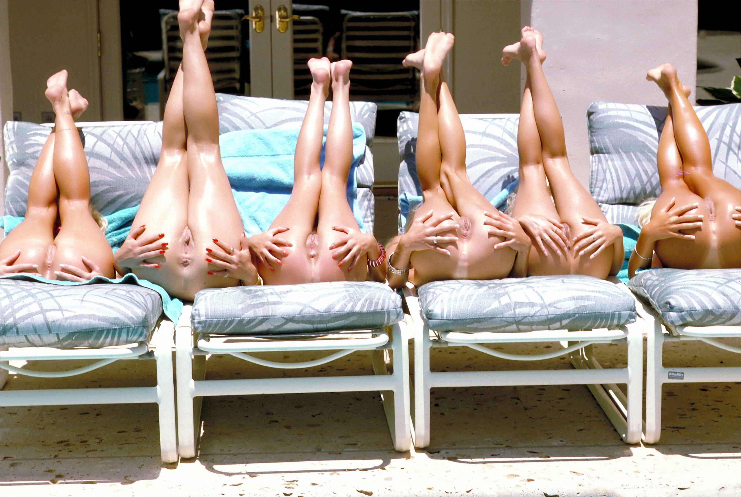 Very sexy naked milfs