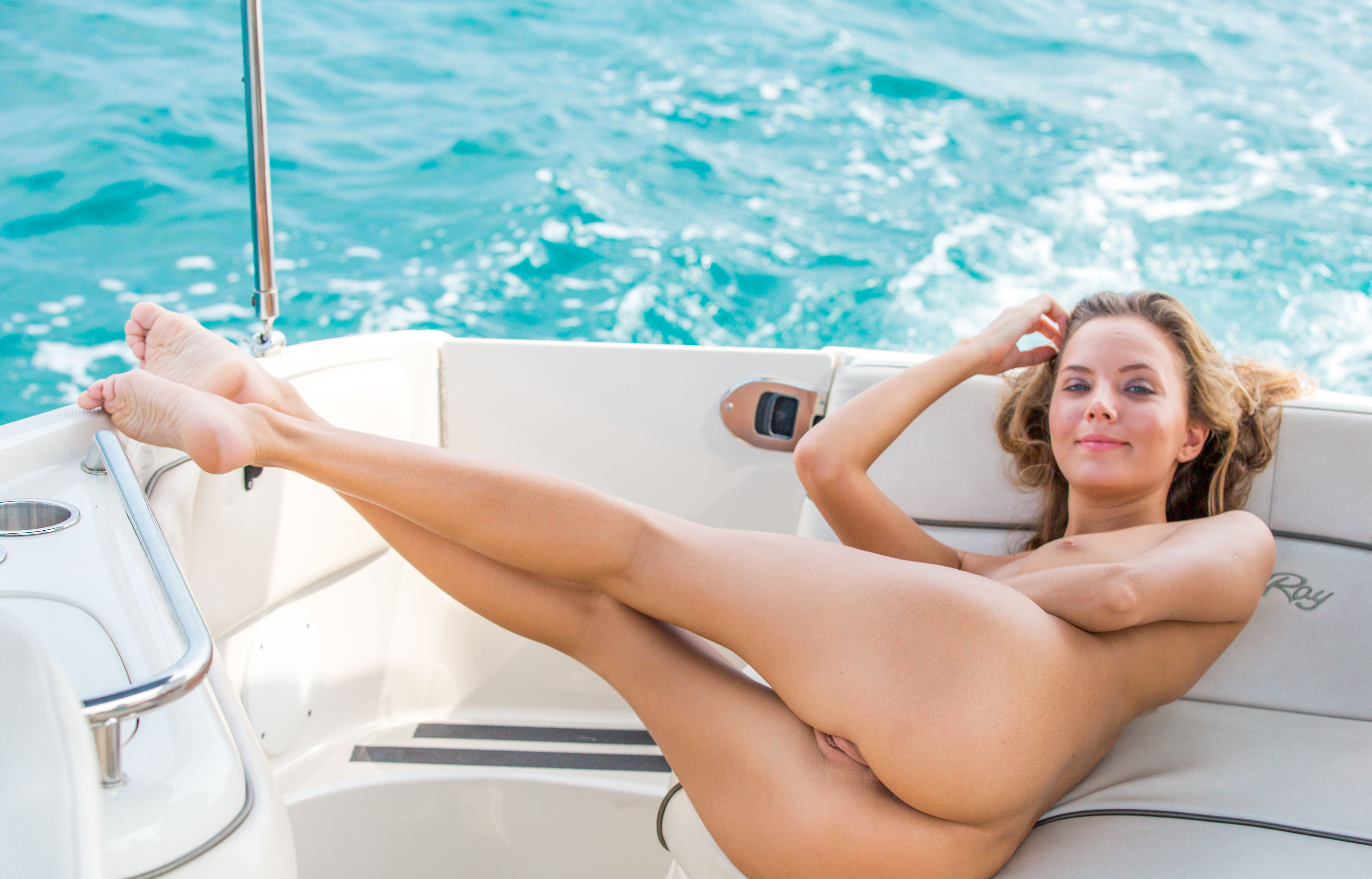 Love new shaved pussy videos on yachts getting