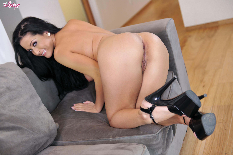 Katrina in sexy high heels words