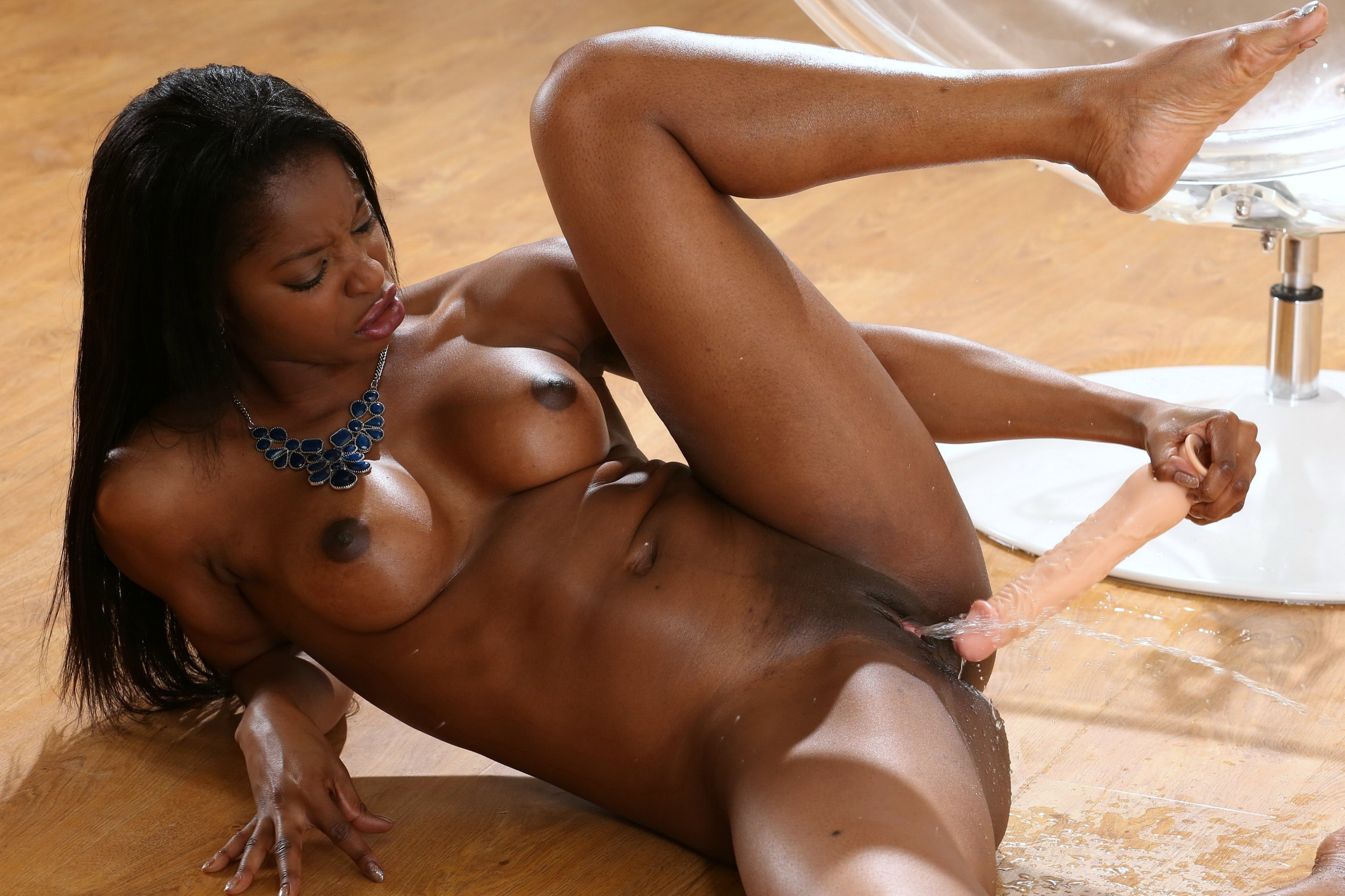 Naked black girl porn star — photo 9