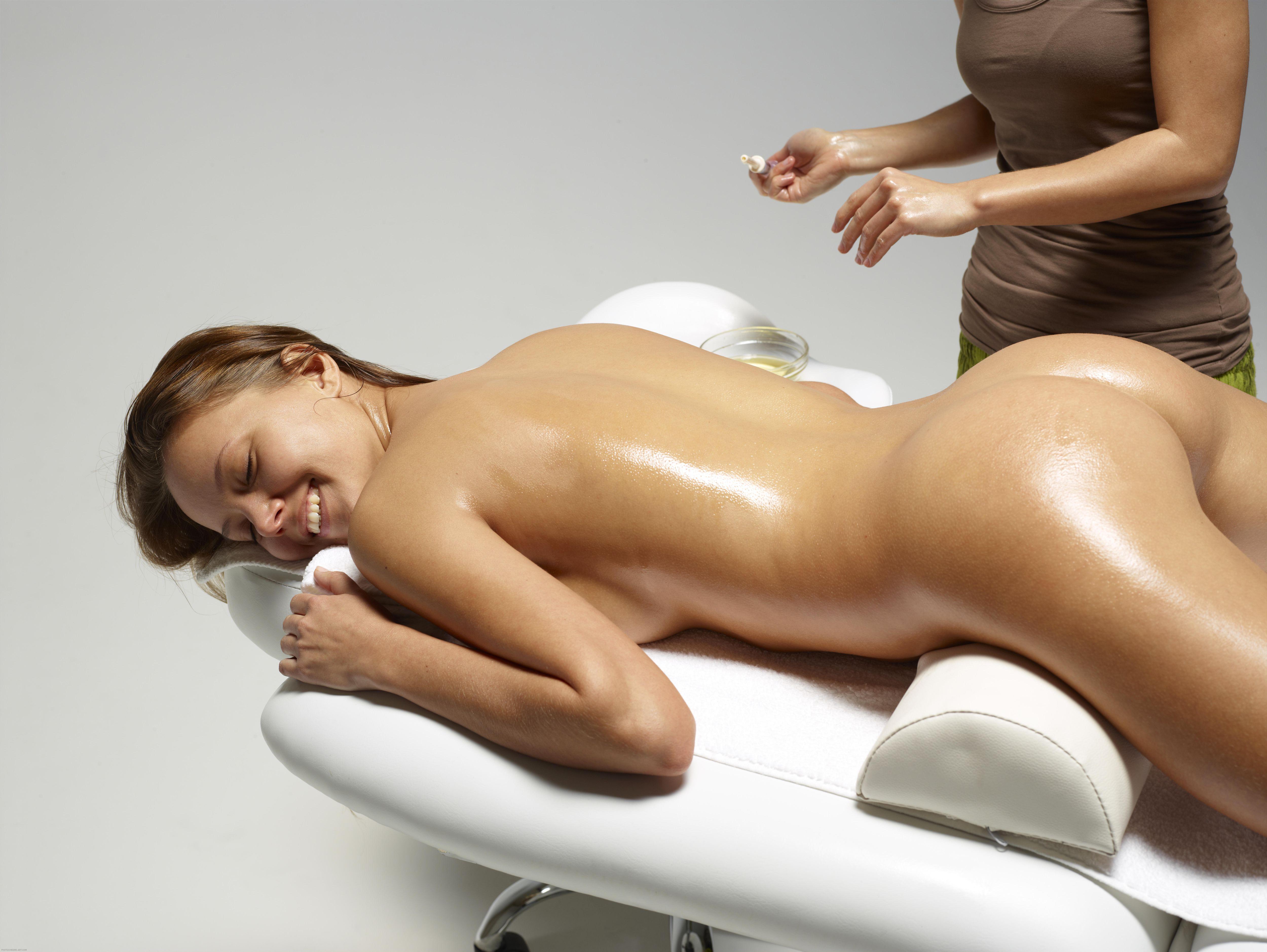 Butt massage sex