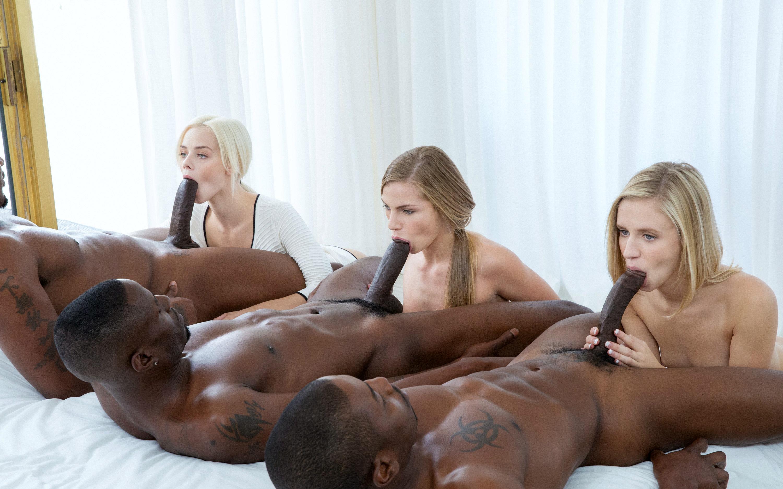 bachelorette party orgy