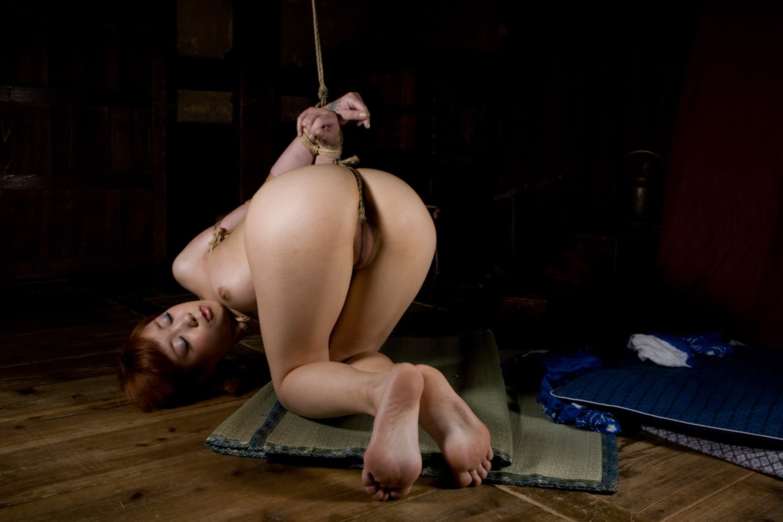 Karin mracek and bondage