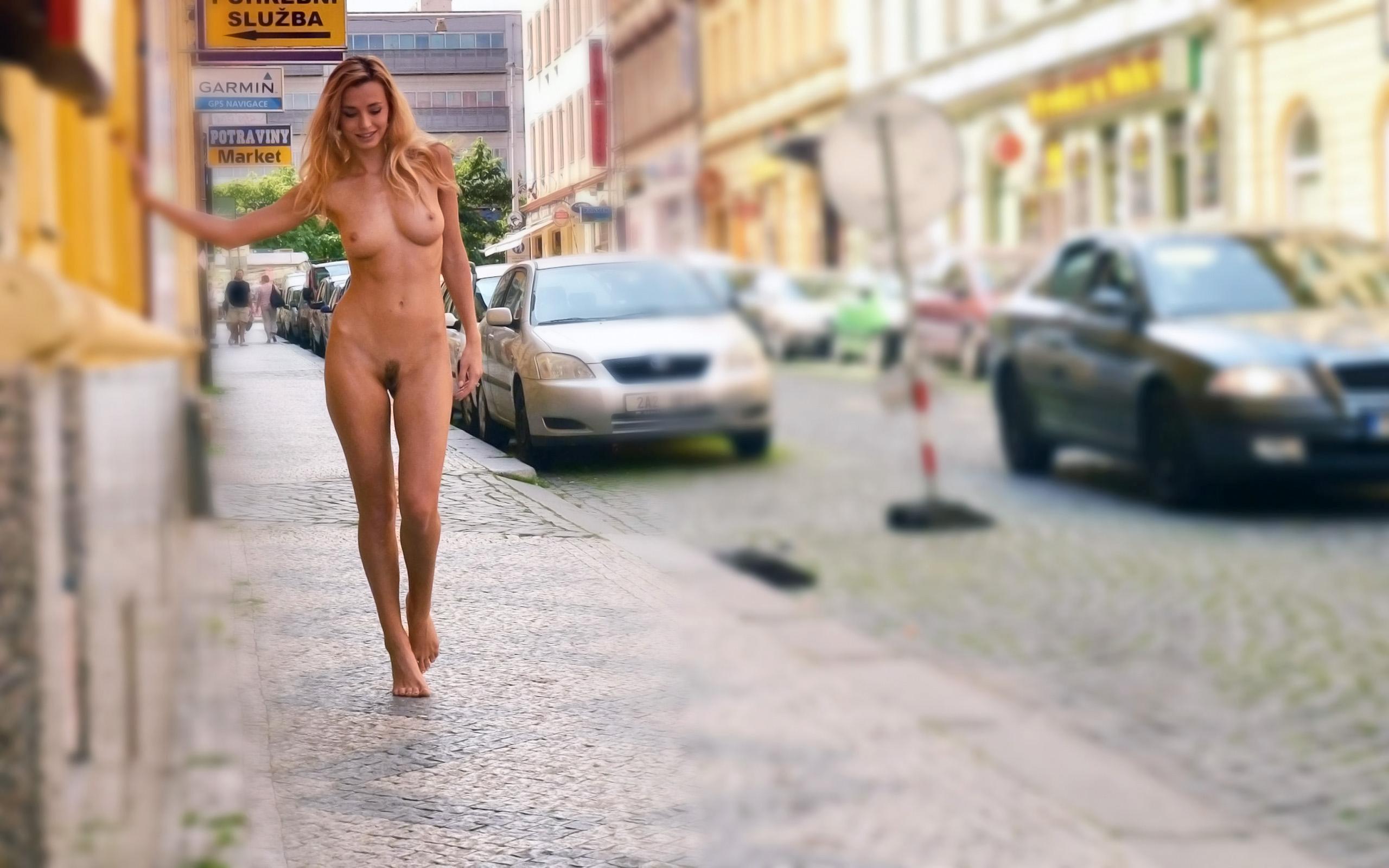 Nude public porn photos