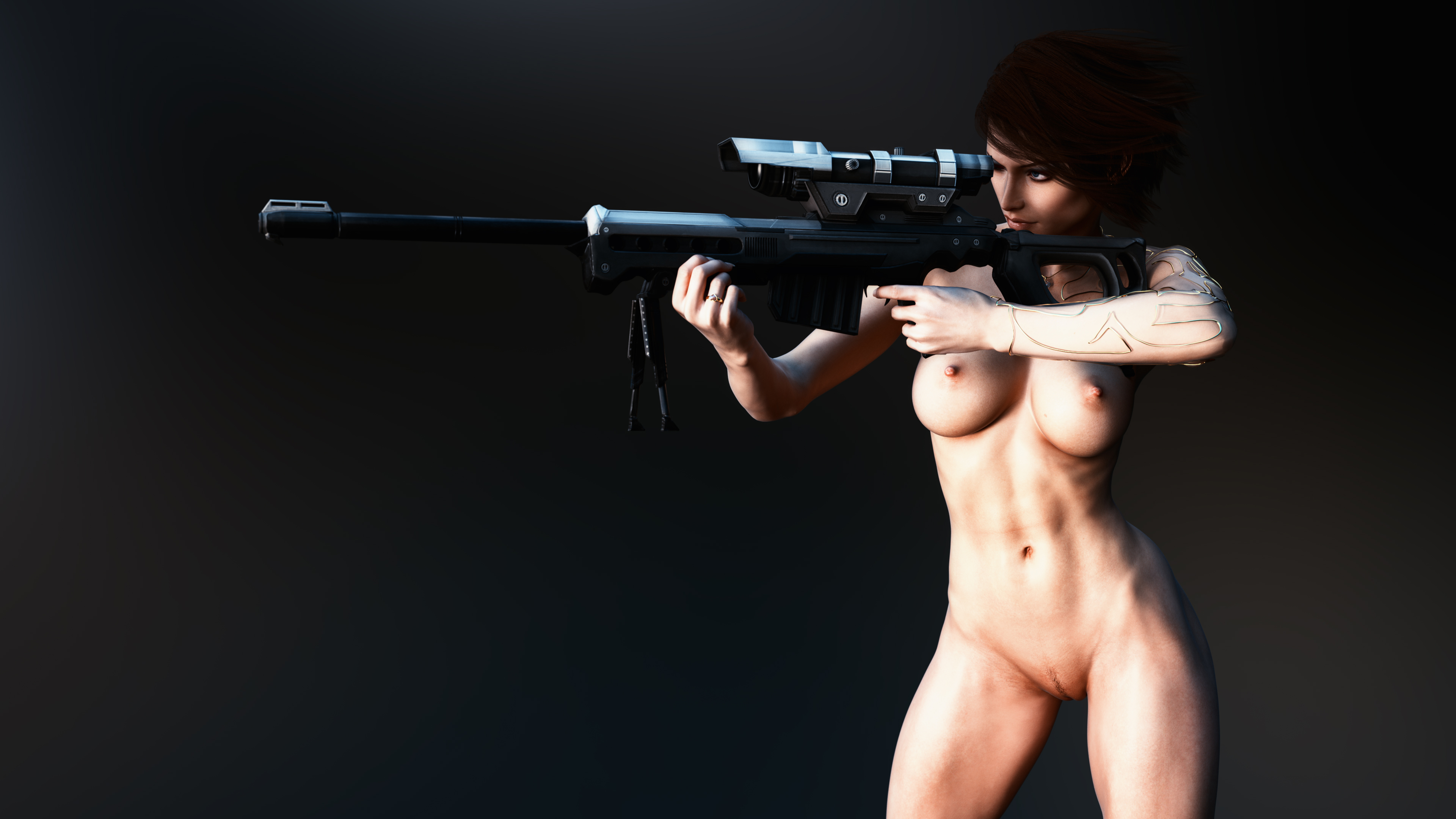 Nude hot wallpaper in 3d sexy photo