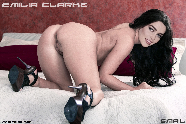 Fake nude emilia clarke Emilia Clarke