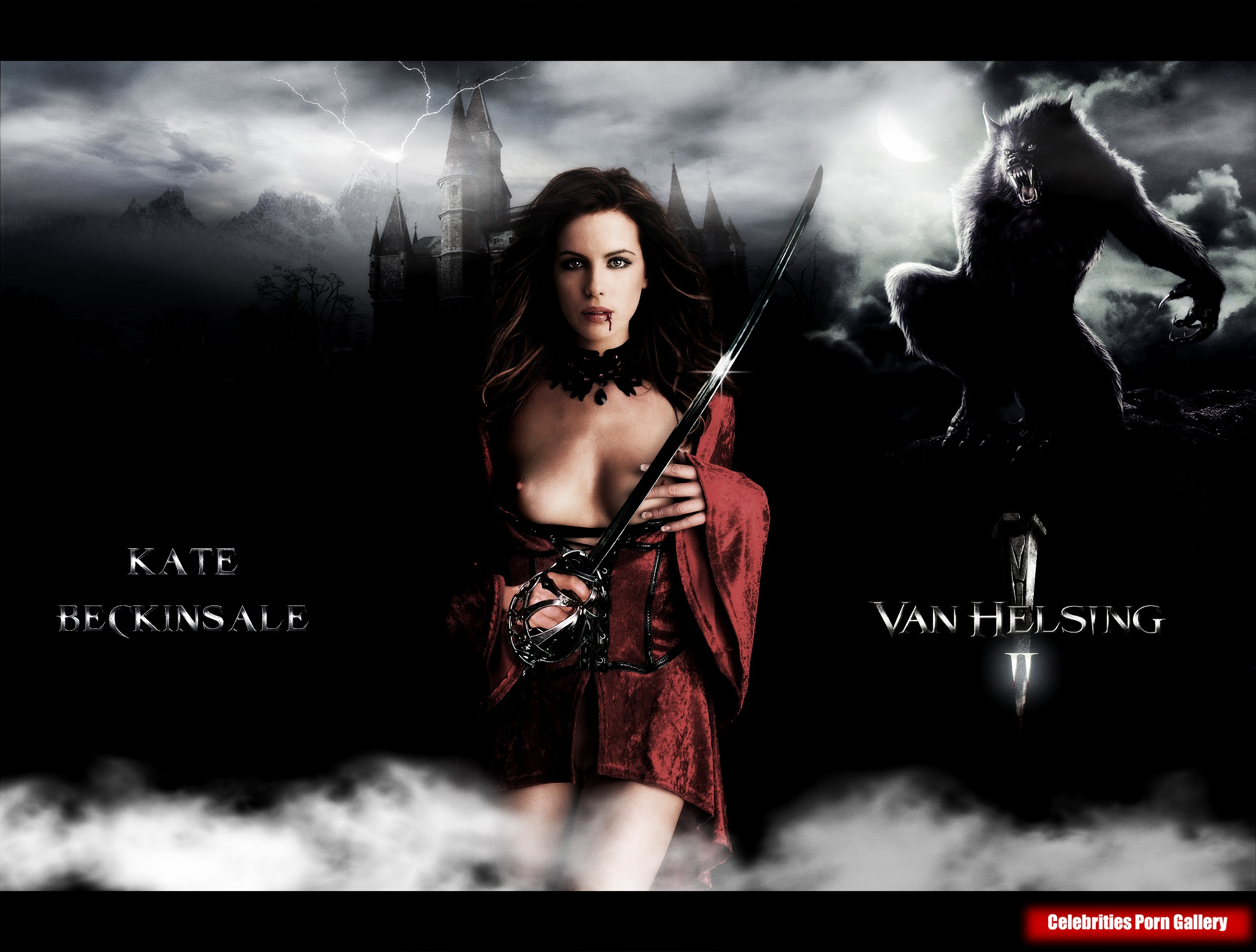 Remarkable Vanhellsing titts henti against. Your