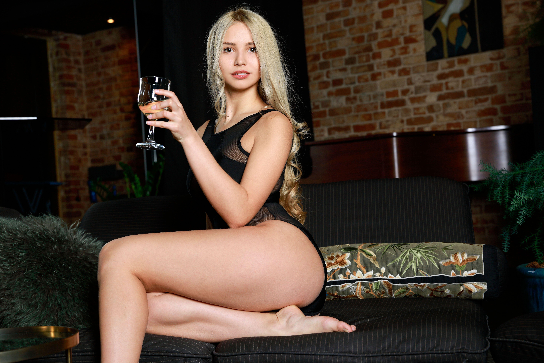 Wallpaper Candice Lauren, Blonde, Sexy Girl, Lingerie -3511