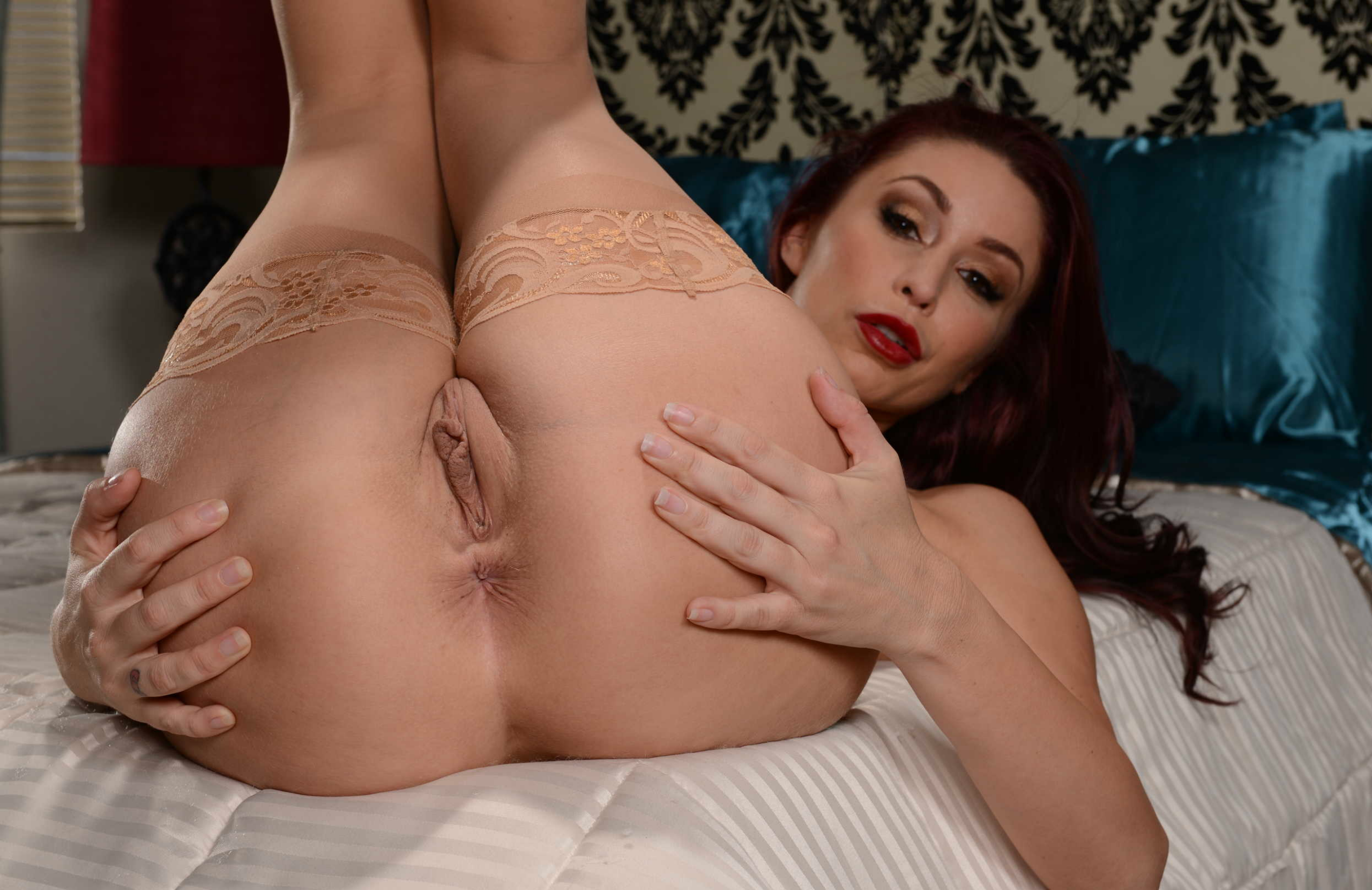 monique alexander anal