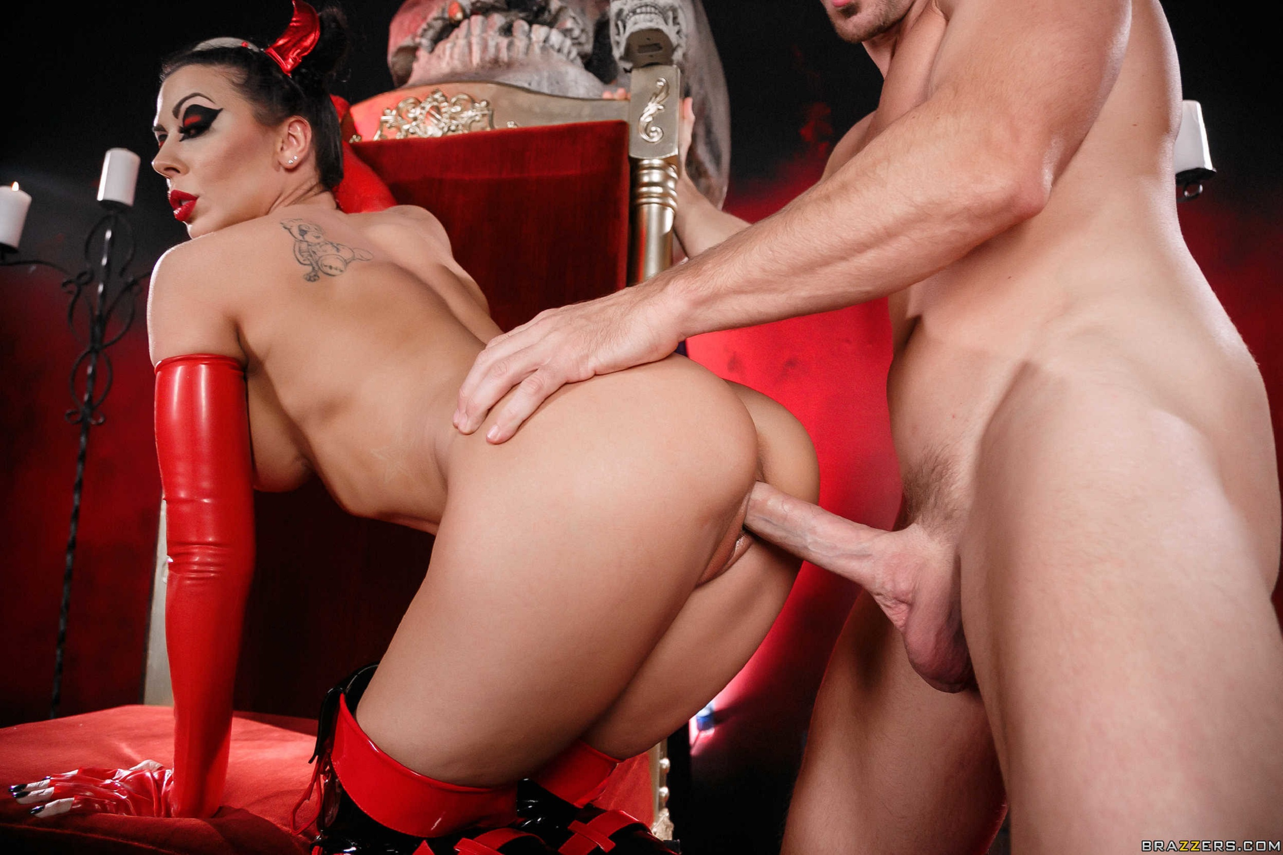Tapet Rachel Starr, Porn Star, Cosplay, fuck, Doggy-7046