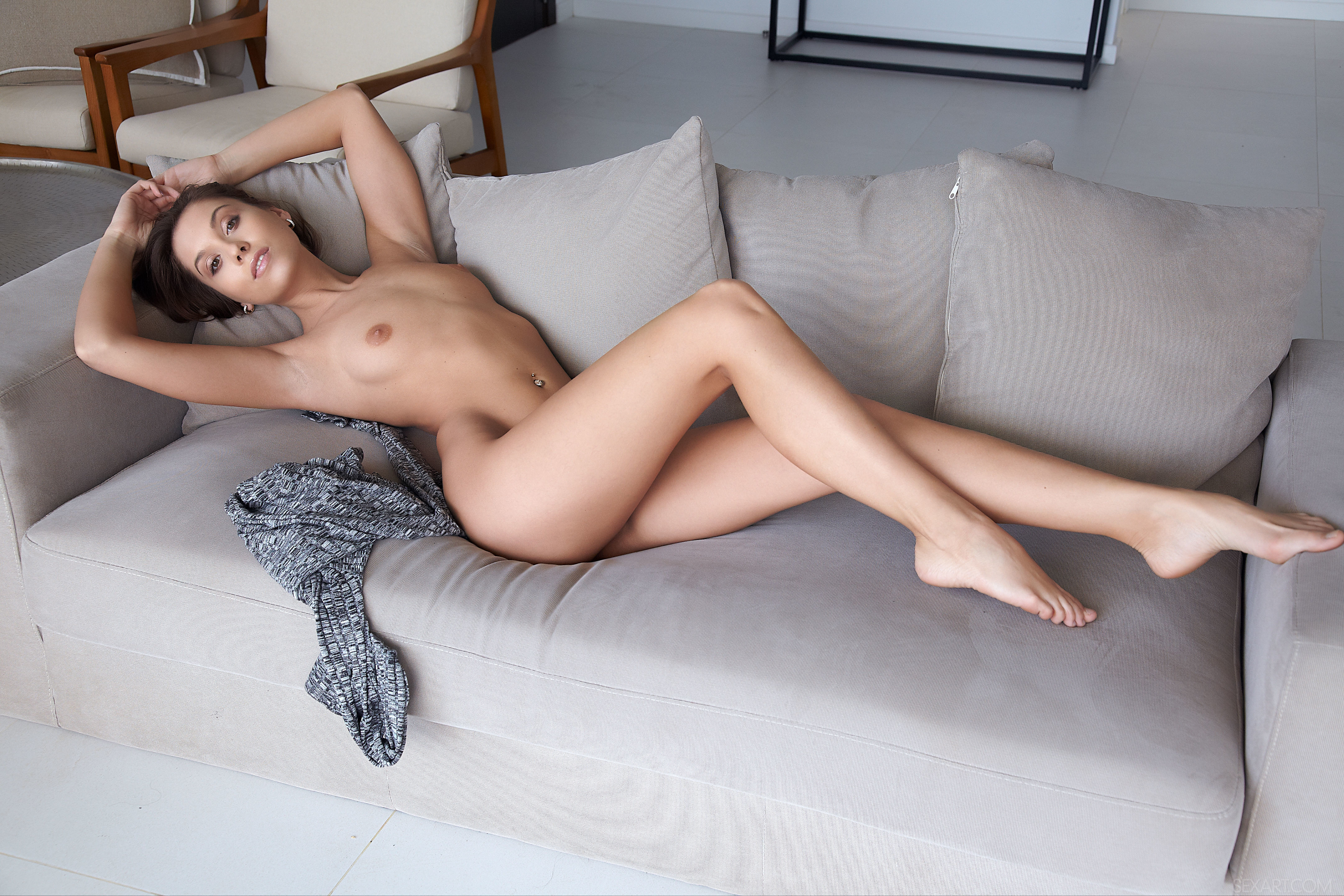 From lex naked beautiful open legs may