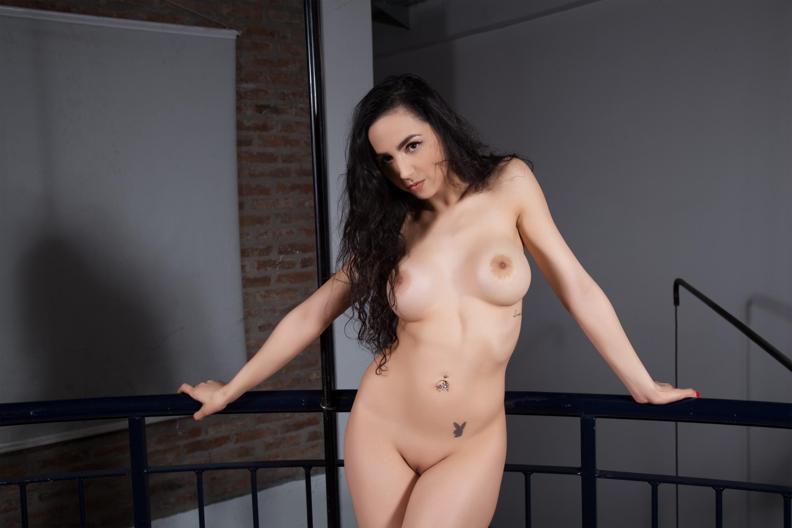 Flavia Playboy wallpaper flavia de celis, brunette, sexy girl, adult model