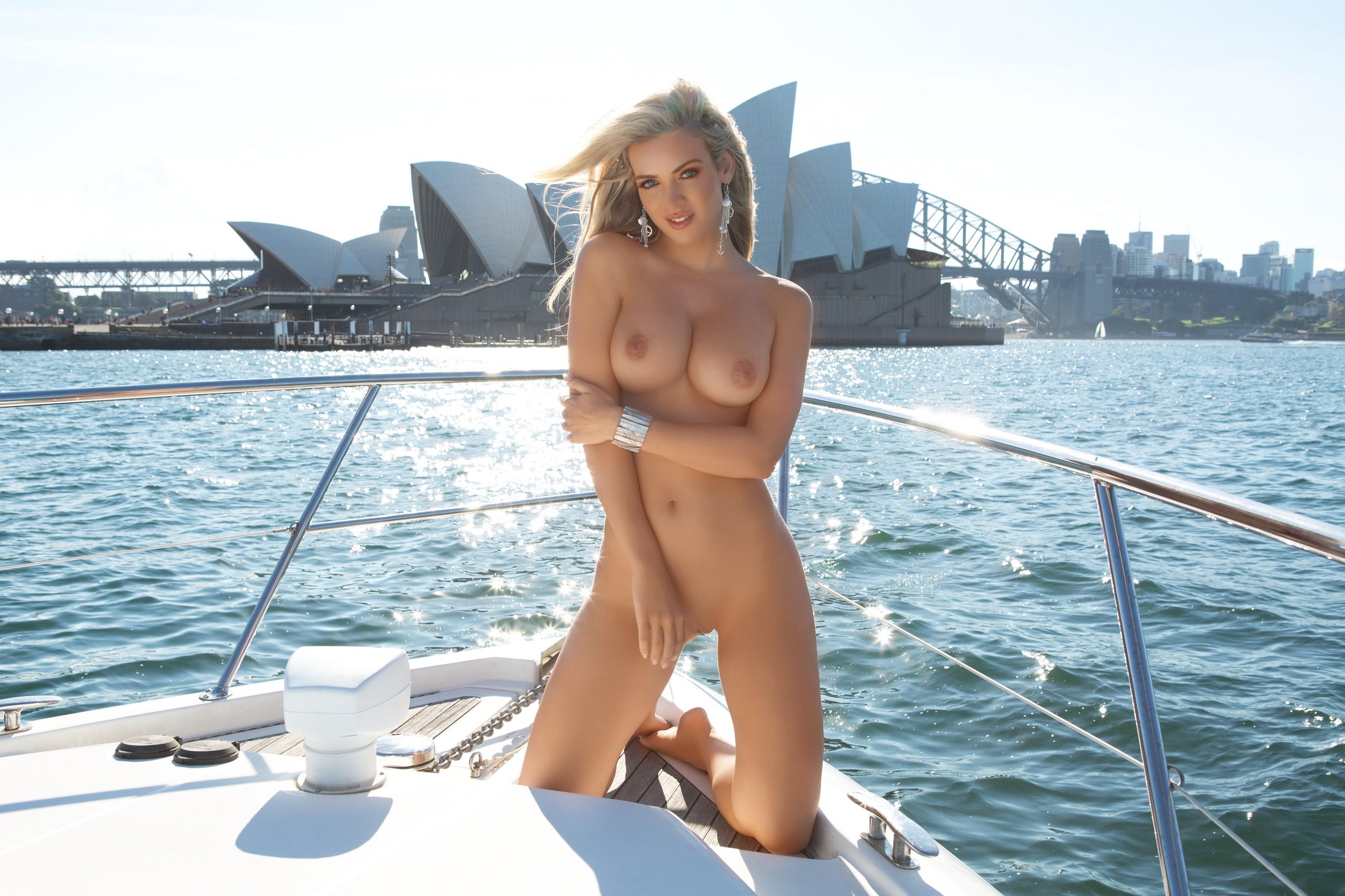 Wallpaper Jessica Nelson, Blonde, Sexy Girl, Hot Girl -7776