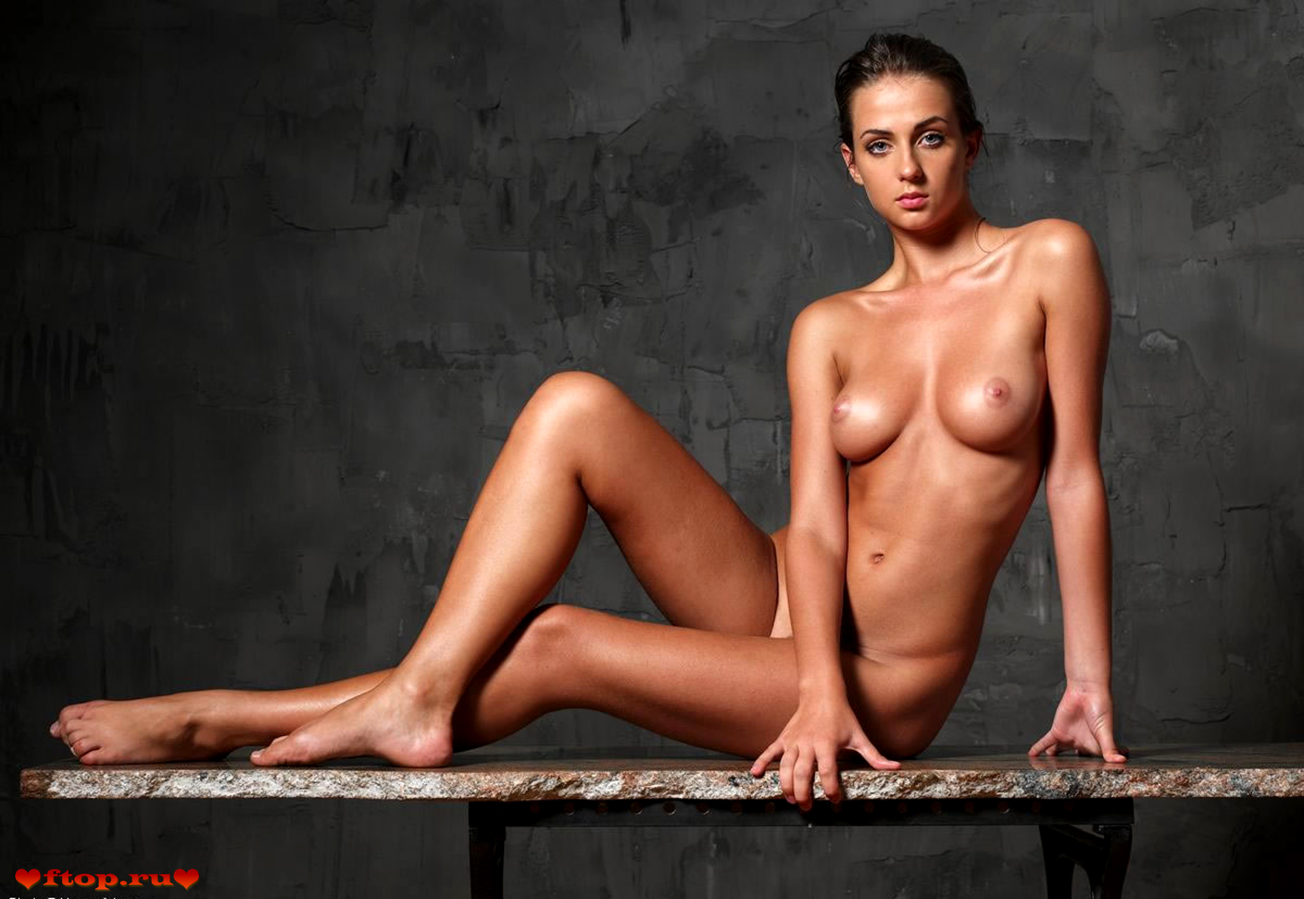 Idea tanned brunette with blue eyes nude you have