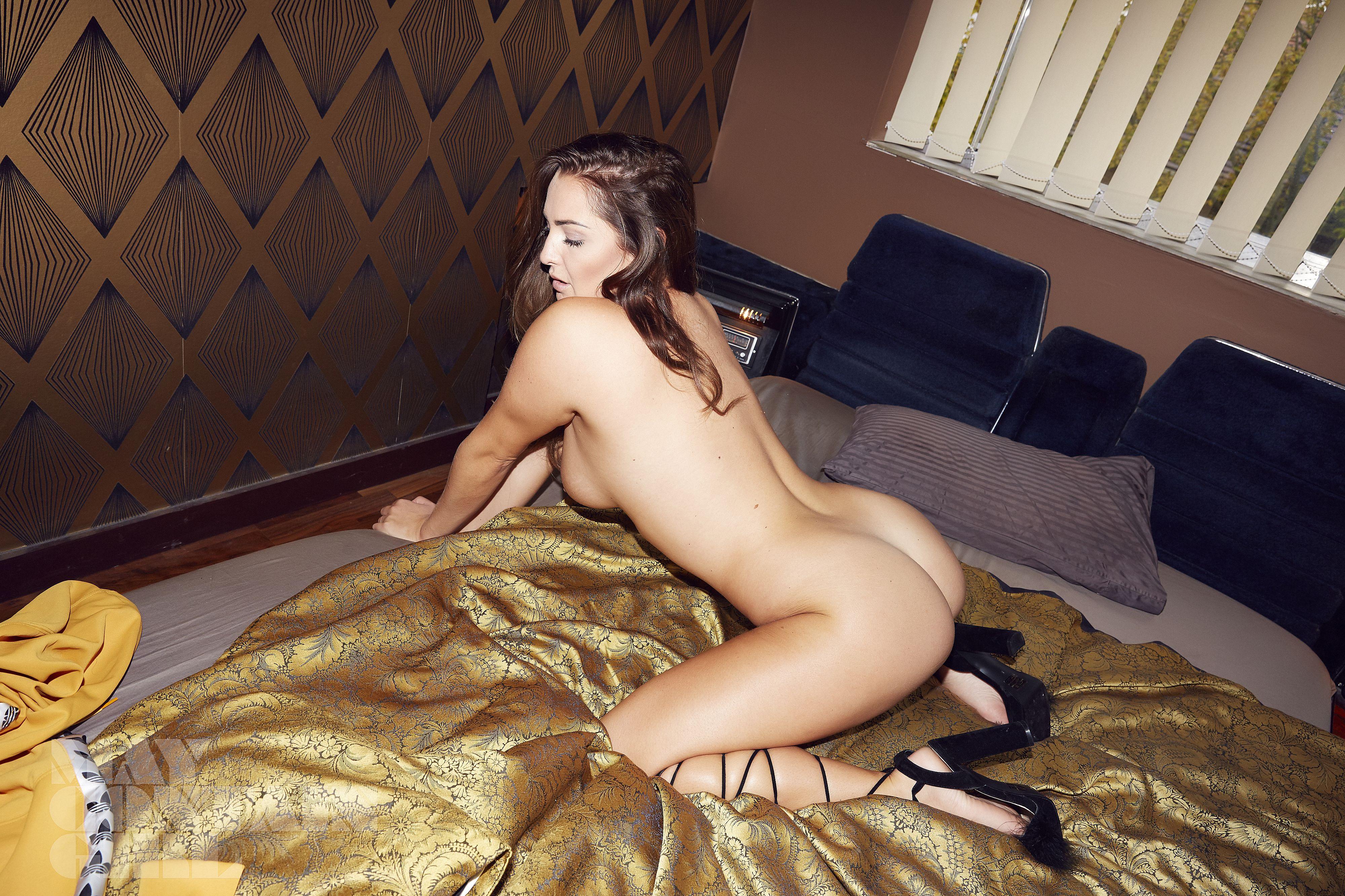Mianda Watts  nackt