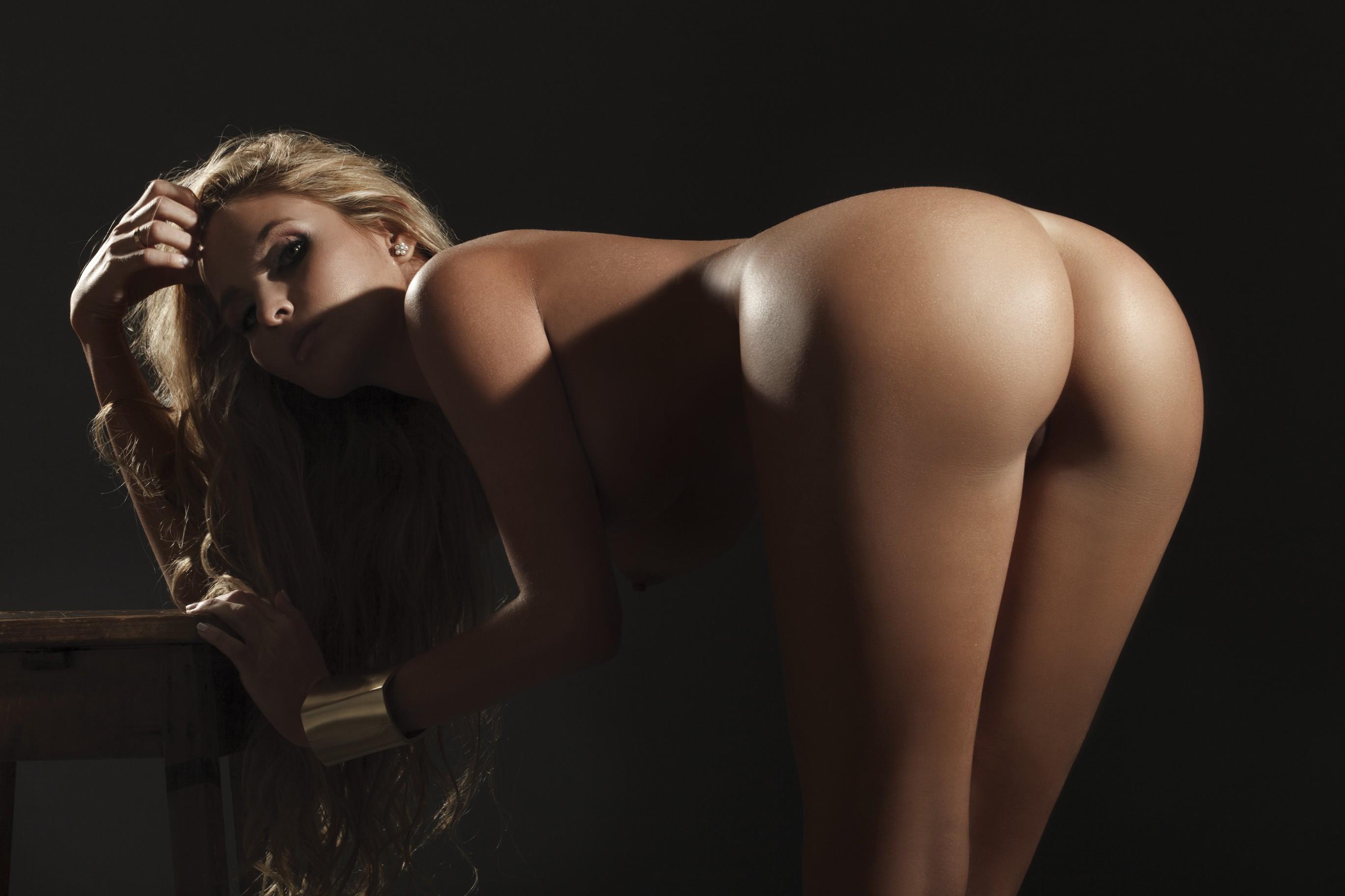 Playboy hairy butt