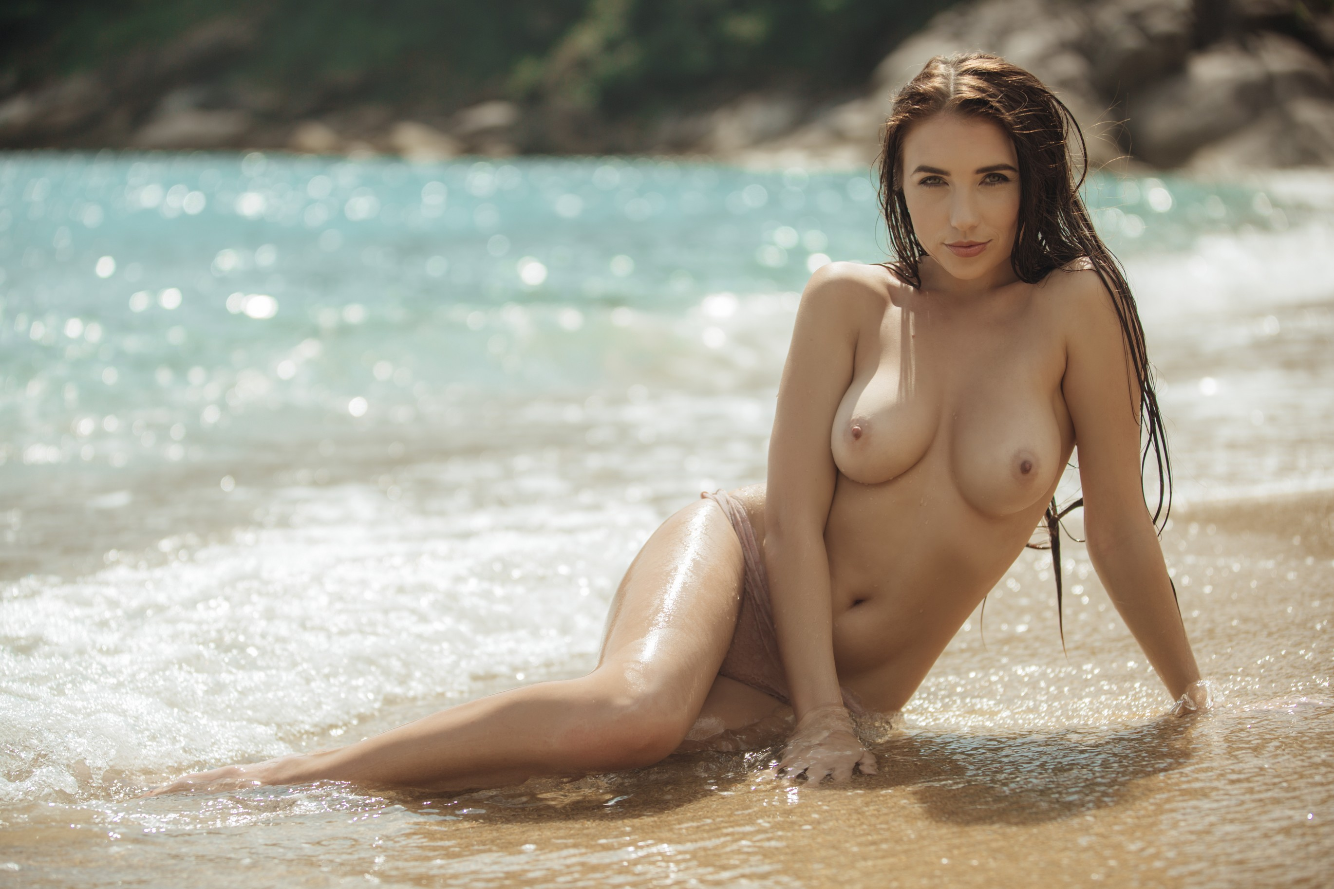 sexiest nude beach