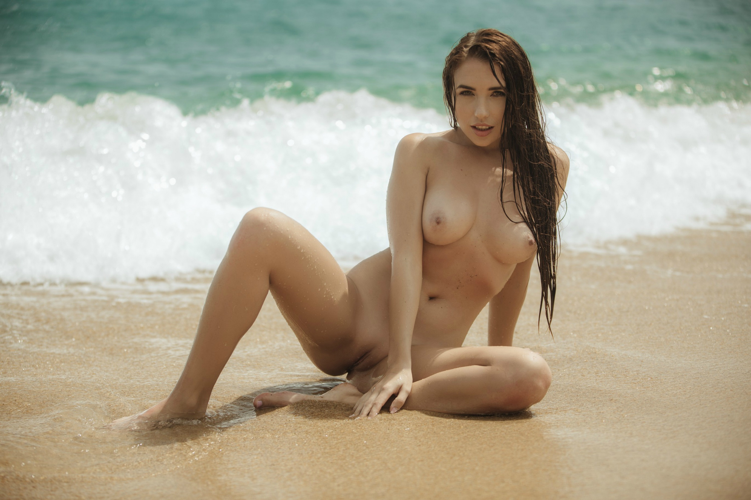 Playboy nude beach girls