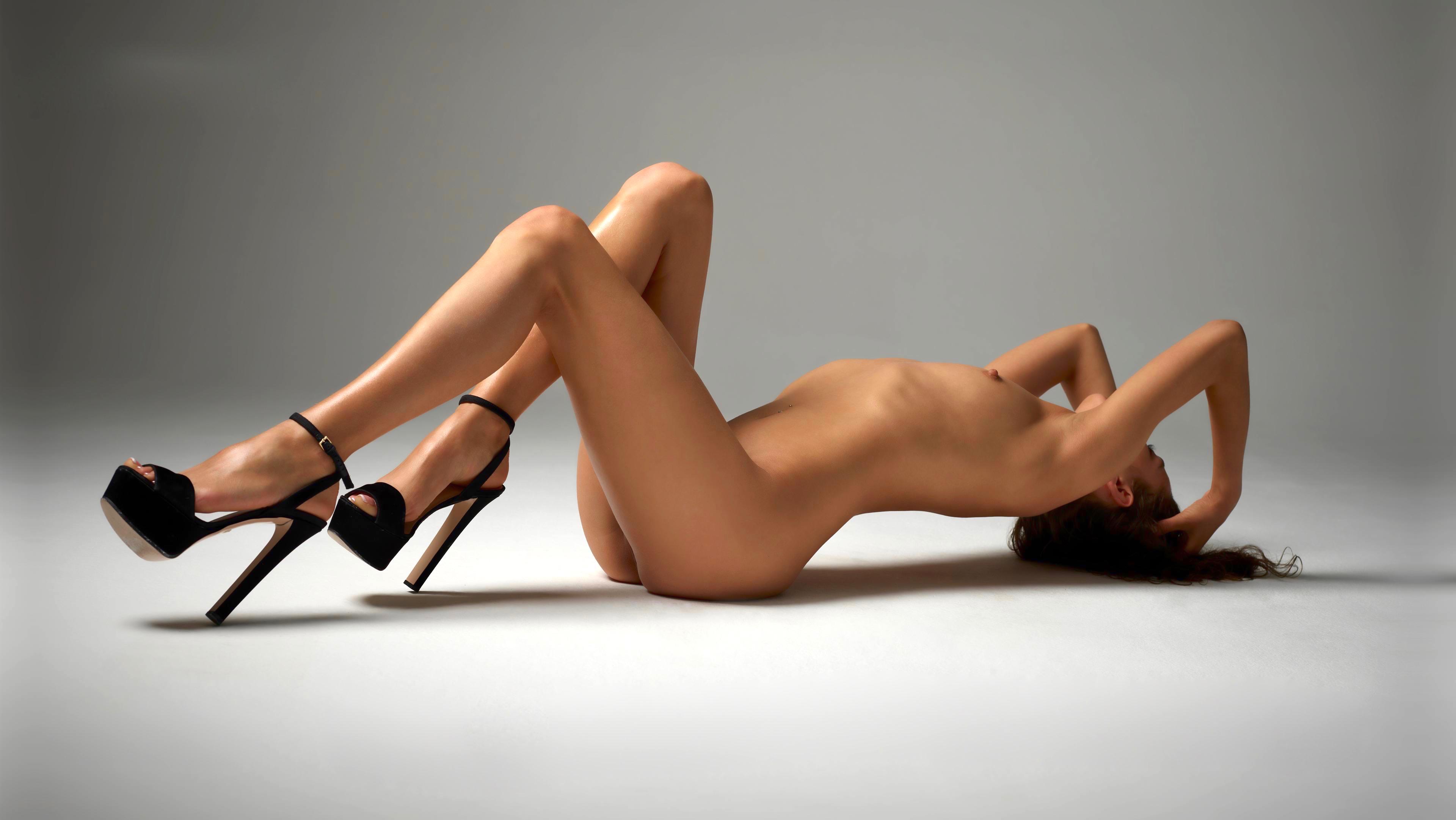Nicolo Nude Rugan Stiletto