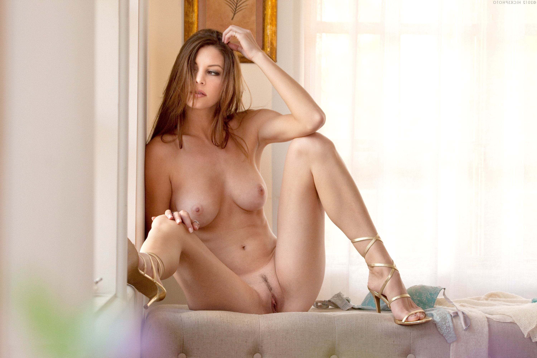 Amber Sym Nude wallpaper amber sym, tits, landing strip, spread legs, boobs