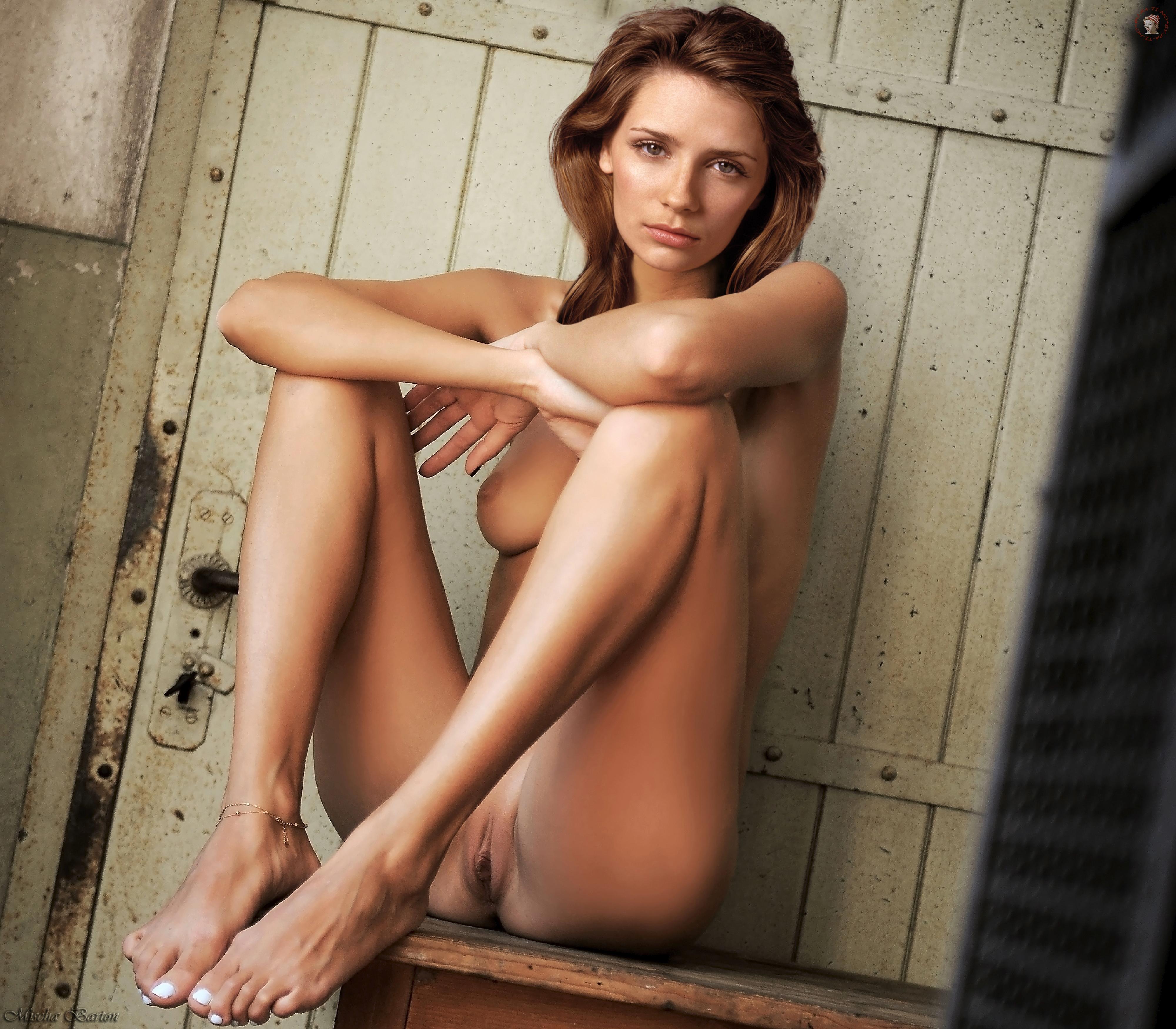 Mischa barton naked scene