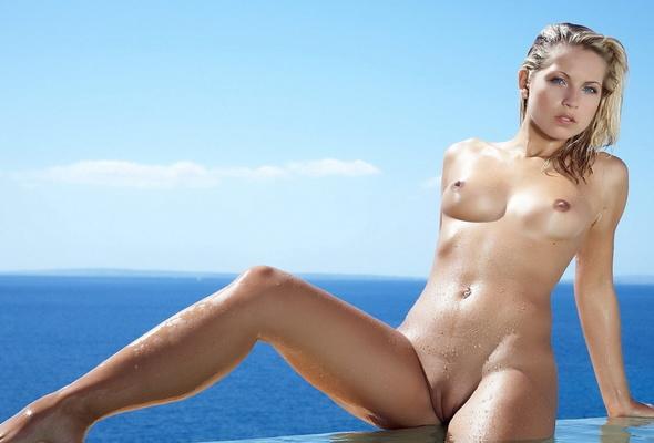 Opinion Nude jenni gregg pool any