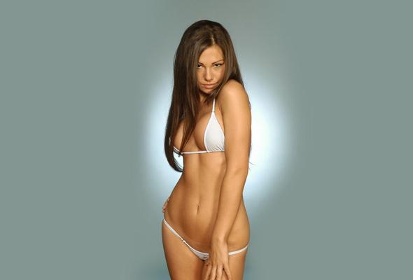 model, lingerie