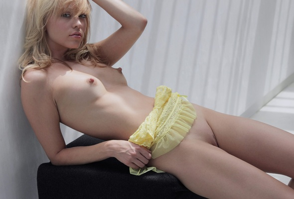Hot pussy masturbates lovelly blonde opinion you are