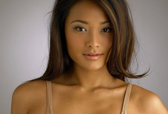 jarah mariano, model, asian, beautiful, exotic, tanned