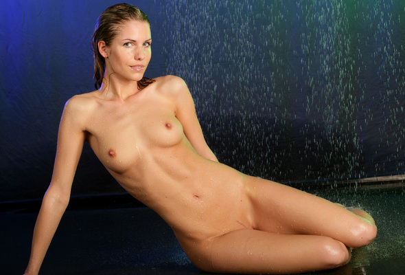 wet, water, nude, boobs, vagina, pussy, sexy woman, tits