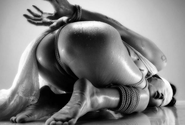 Black dominated erotic fantasy